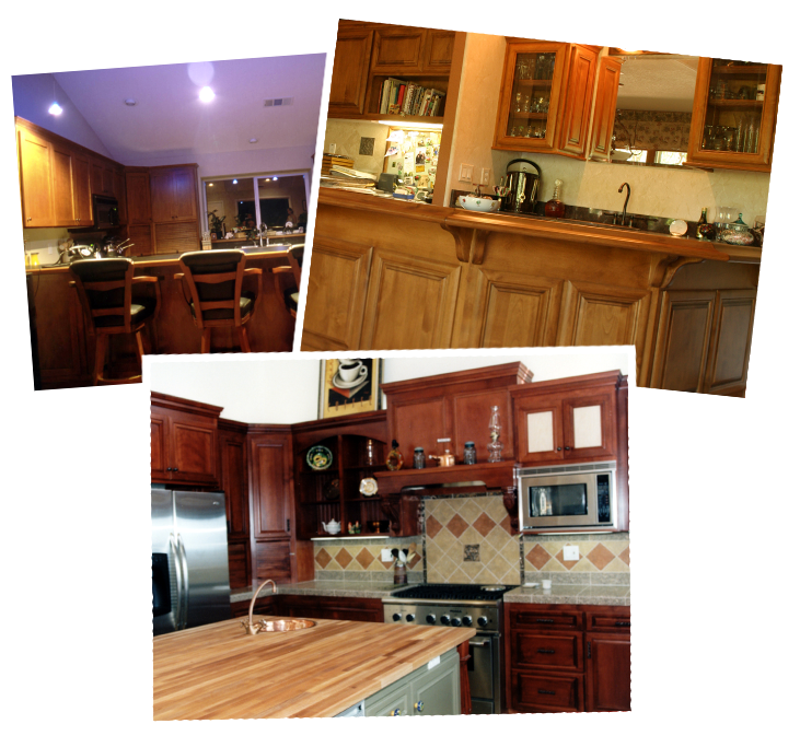 Custom Cabinets Are A Practical And Inexpensive Way To Upgrade Your Kitchen  Or Bathroom. At CJ Remodeling, We Pride Ourselves In Making Sure Your  Creative ...